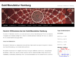 Goldankauf Hamburg Gold Manufaktur