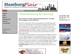 HamburgFlair Agentur für Hotelreservierung&Ticketverkauf