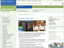 Albertinen-Krankenhaus/Albertinen-Haus gGmbH