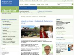 Albertinen-Haus - Zentrum für Geriatrie und Gerontologie