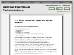 Tankschutzdienst Andreas Hochbaum