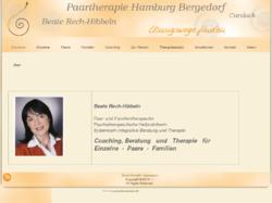 Paar- und Familientherapeutin, Beate Rech-Hibbeln