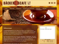 Bäckereiscafe