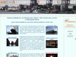 ABC-Barkassen Altonaer BarkassenContor