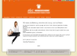 abc-WERBEGESCHENKE GmbH