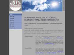 STM MAAK Sonnenschutz eK