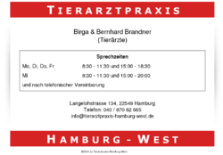 Tierarztpraxis Hamburg-West
