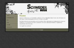 Schweder Musik