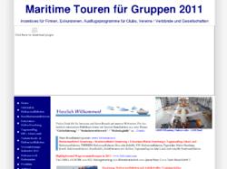 Maritime Touren für Gruppen