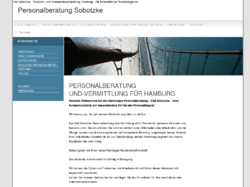 Hamburger Personalberatung & Vermittlung Olaf Sobotzke