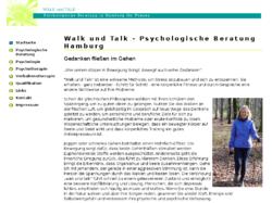 Irena Maßmann - Psychologische Beratung Hamburg