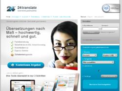 24translate � Übersetzungsbüro