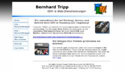 Bernhard Tripp EDV- & Web-Dienstleistungen