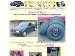 Krueger - Automobiles