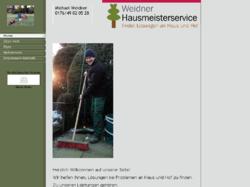Hausmeisterservice Weidner