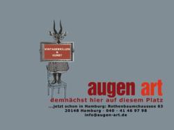 Augenart Website Vintage Brillen und Kunst - Hamburg