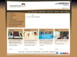 Emotion Spa im Hotel Le Royal Meridian
