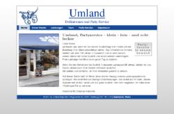 Umland Eppendorf - Delikat-Essen und Party-Service