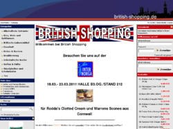 BRITISH SHOPPING