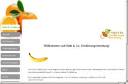 Kids & Co. Ernährungsberatung, Ernährungsberatung für jedermann!