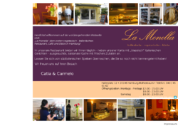 La Monella - Hamburgs erstes vegetarisch - italienisches Restaurant