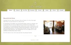 Villa Verde - Weinseminare und Weinevents