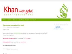 Khan Mongolei | asia-restaurant