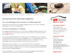 GUTACHTEN ZENTRUM HAMBURG gzh GmbH