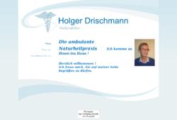 Holger Drischmann,Heilpraktiker,ambulante Naturheilpraxis