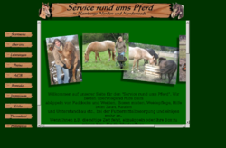Service rund umd Pferd