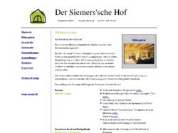 REMISE,Freunde und Förderer Siemers'scher Hof e.V.