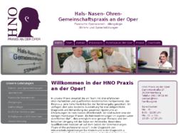 HNO-Gemeinschaftspraxis an der Oper