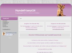 Hundefriseur24.de kostenloses Portal für Hundesalons