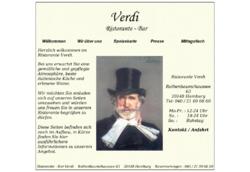 Ristorante - Bar Verdi