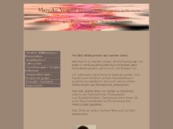 Mareike Vesper, Psychotherapie (gem. Heilpraktikergesetz)
