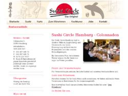 Sushi Circle Hamburg - Colonnaden | Sushi Circle - Das Original