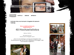 Hochzeitsfotografie H.D. Galbrecht