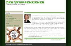 DER STRIPPENZIEHER Personalvermittlung Karin Blattner