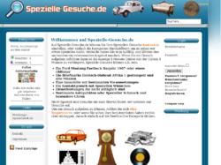 Spezielle-Gesuche.de