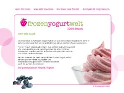 FrozenYogurtWelt - 100% frisch in Hamburg Winterhude