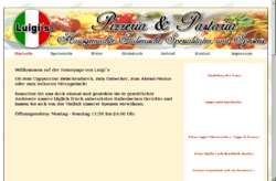 Luigis - Pizzeria und Pastaria