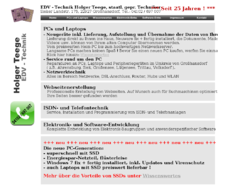 Holger Teege EDv-Technik Großhansdorf