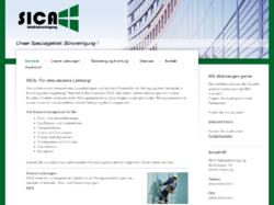 SICA Gebäudereinigung