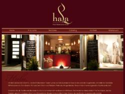 Restaurant Hala - Ein Hauch von Morgenland - Home