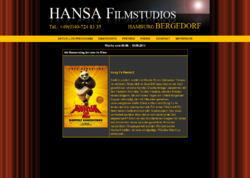 HANSA Kino Center - Bergedorf