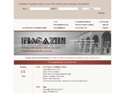 MAGAZIN-Filmkunsttheater Hamburg Winterhude