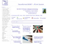 futureformat DGME® Deutsche Gesellschaft für Managemententwicklung