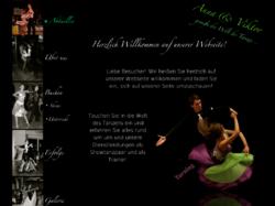 Der TANZSaal | Ihre Tanzschule in Bergedorf - Curslack