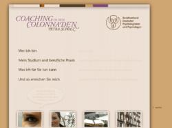 Coaching in den Colonnaden