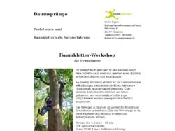 www.baumspruenge.de
